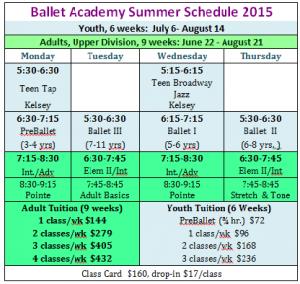 2015 updated summer tap jazz too